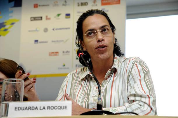 RIO DE JANEIRO/RJ 12-09-2014 NACIONAL EDUARDA LA ROCQUE A presidente do Instituto Municipal de Urbanismo Pereira Passos (IPP), Eduarda La Rocque FOTO INAE