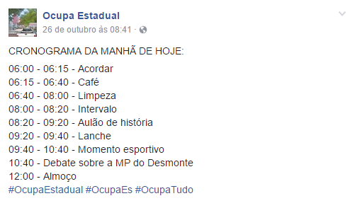 ocupe