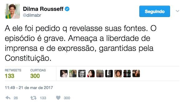 Jornalista que vazou condução de Lula depõe para Polícia Federal