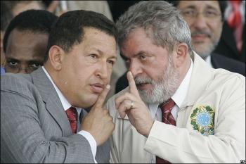 Campanha milionária de Hugo Chávez foi bancada com grana da Odebrecht e da Andrade Gutierrez