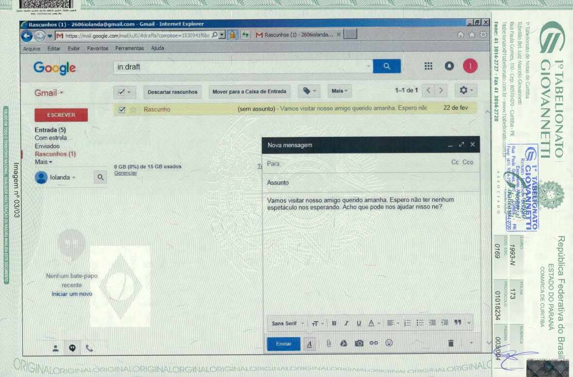 Resultado de imagem para e-mail falso de dilma